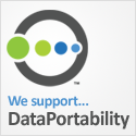 We support DataPortability