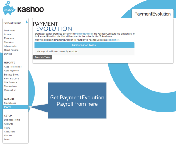 Get payroll right in Kashoo