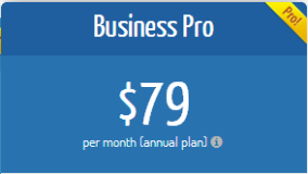 Business Pro - now only $79/m
