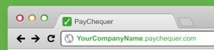 PayChequer Company Alias