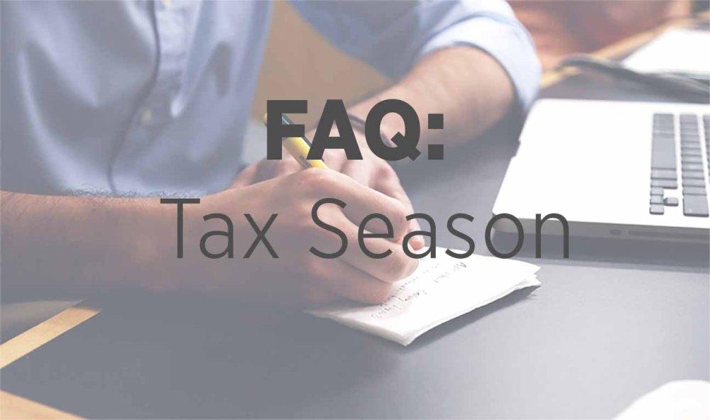 FAQ-Tax-Season